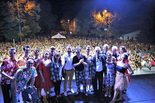Köszönjük Bonyhádnak a meghívást, fantasztikus közönség volt tegnap. | Fenyő Miklós